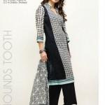 Orient Textiles Black & White Lawn Collection 2013 For Women 001