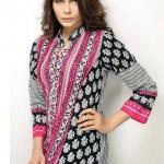 Orient Textiles Black & White Lawn Collection 2013 For Women 004