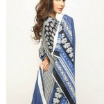 Orient Textiles Black & White Lawn Collection 2013 For Women 007