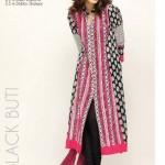Orient Textiles Black & White Lawn Collection 2013 For Women 008