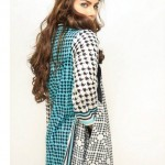 Orient Textiles Black & White Lawn Collection 2013 For Women