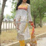 Popular Style Eid Collection 2013 For Girls 002