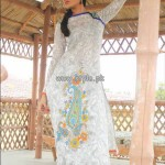 Popular Style Eid Collection 2013 For Girls 004