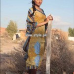 Popular Style Eid Collection 2013 For Girls 006