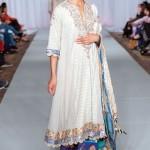 Rana Noman Summer Collection At Pakistan Fashion Week London 2013 005