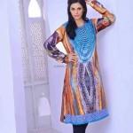 Rashid Textiles Digital Prints Collection 2013 for Women 005