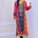 Rashid Textiles Digital Prints Collection 2013 for Women 008