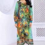 Rashid Textiles Digital Prints Collection 2013 for Women 011