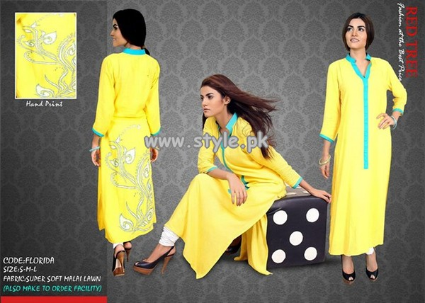 Red Tree Casual Wear Collection 2013 For Women 007