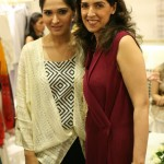 Sania and Maheen at Launch Of Sania Maskatiya Store Karachi