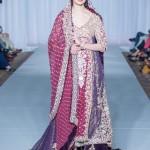Sara Rohale Asghar Bridal Wear Collection At Pakistan Fashion Week London 2013 0015