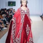 Sara Rohale Asghar Bridal Wear Collection At Pakistan Fashion Week London 2013 0016