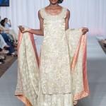 Sara Rohale Asghar Bridal Wear Collection At Pakistan Fashion Week London 2013 005