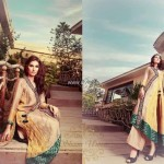 Shaan Unnar Party Wear Collection 2013 for Women 006