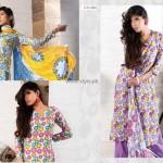 Sitara Sapna Lawn Prints 2013 Volume 3 by Sitara Textiles 011