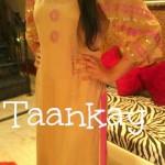 Taankay Eid Collection 2013 For Women 0010