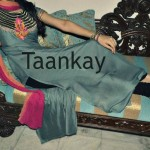 Taankay Eid Collection 2013 For Women 0011
