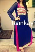 Taankay Eid Collection 2013 For Women 0012