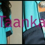 Taankay Eid Collection 2013 For Women 0015