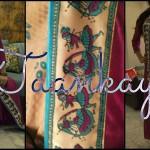 Taankay Eid Collection 2013 For Women 006
