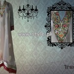 Tehseen Rehan Couture Formal Collection 2013 For Girls 001