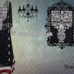 Tehseen Rehan Couture Formal Collection 2013 For Girls 002