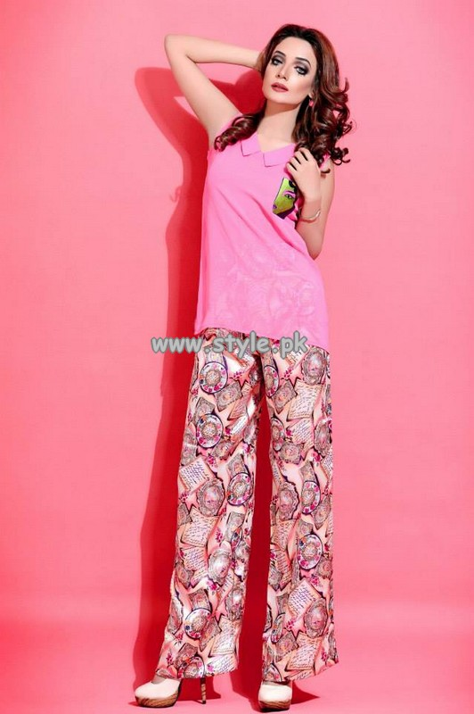The Clothes Company Summer Arrivals 2013 For Girls 004