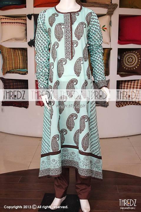 Thredz Casual Wear Collection 2013 for Women
