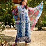 Umaimah's Designer Lawn Collection 2013 For Summer 005