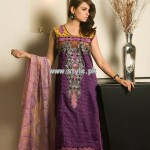 Umaimah's Designer Lawn Collection 2013 For Summer 006