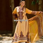 Umaimah's Designer Lawn Collection 2013 For Women 007
