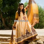 Umaimah's Designer Lawn Collection 2013 For Women 008