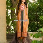 Umaimah's Designer Lawn Collection 2013 For Women 009