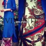 Vivante Women Latest Girls Clothes 2013 For Summer 001