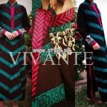 Vivante Women Pakistani Girls Clothes 2013 For Summer 009
