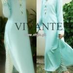 Vivante Women Pakistani Girls Clothes 2013 For Summer 012