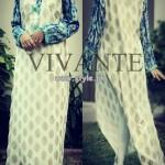 Vivante Women Pakistani Girls Clothes 2013 For Summer 013