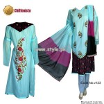 Vs Textile Mills Summer Collection 2013 For Girls 003