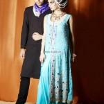 Wajahat Mansoor Formal Wear 2013 for Women and Men 006