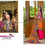 Wardha Saleem Lawn 2013 by Shariq Textiles for Women 008