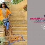 Wardha Saleem Lawn 2013 by Shariq Textiles for Women 011