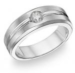 White Gold Diamond Rings For Men and Women 012 320x313