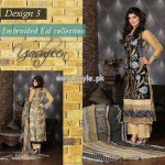 Yashfeen Lawn Eid Collection 2013 For Girls 003