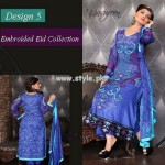 Yashfeen Lawn Eid Collection 2013 For Women 005