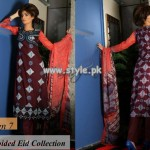 Yashfeen Lawn Eid Collection 2013 For Women 006