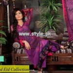 Yashfeen Lawn Eid Collection 2013 For Women 007