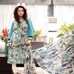 Zahra Lawn 2013 by House of Chenab for Women 004