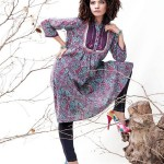 Zahra Lawn 2013 by House of Chenab for Women 006