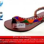 Zari Khussa Mahal Footwear Collection 2013 For Women 0012