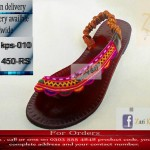 Zari Khussa Mahal Footwear Collection 2013 For Women 0013